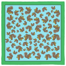 Load image into Gallery viewer, Pet Bandanna: Squirrels!