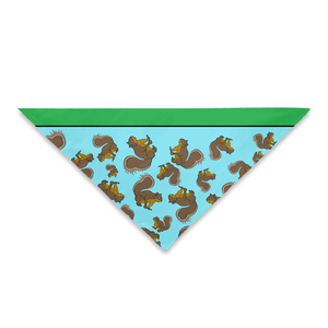 Pet Bandanna: Squirrels!