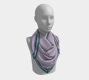 Scarf - 2020-08-04 Series - Magenta