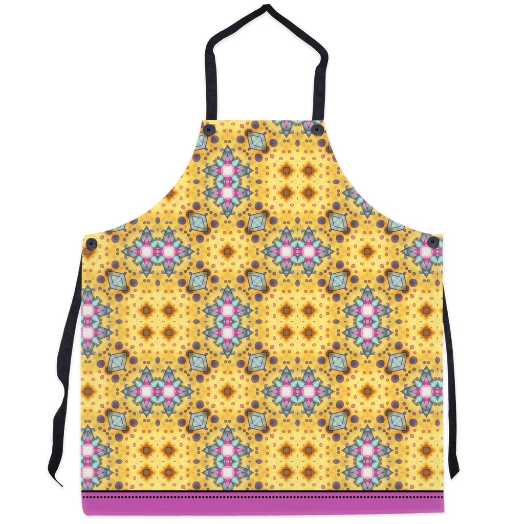Retro Kitchen - Designer Apron
