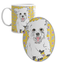 Load image into Gallery viewer, Poodle Puppies - Pet Portrait Mug
