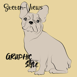 Pet Portraits - Graphical Style