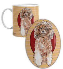 Load image into Gallery viewer, Standard Poodle Mug