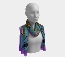 Load image into Gallery viewer, 2020-08-12-16X72-A Scarf Free