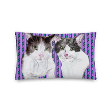 Load image into Gallery viewer, Susan Smith - Rosie & Lilie Pillow