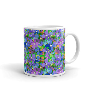Always Flowers Mug