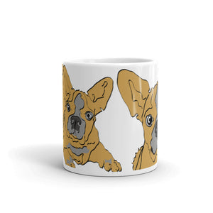 Frenchie Coffee Mug