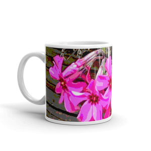 Pink Bursting Out Mug