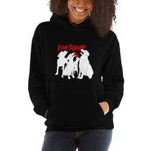 Load image into Gallery viewer, Pup Tees - the Love Squad Hoodie