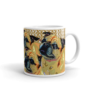 Frenchies - Pet Portrait Mug