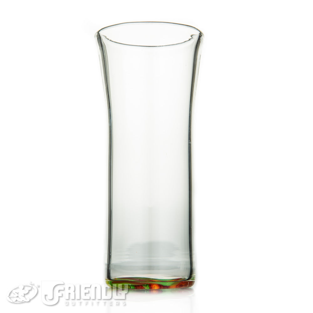Empty1 Glass 12oz. Wig Wag Bottom Beer Glass #1
