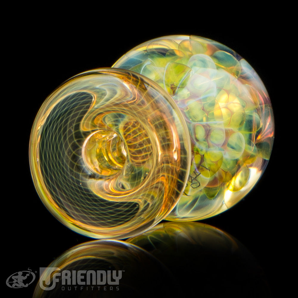 Royals Glass Fullu Fumed Bubble Cap #6