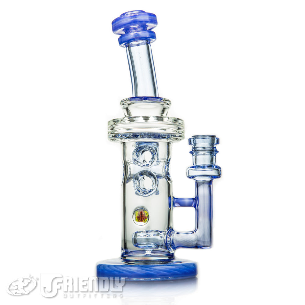 Dynamic Glass 14mm Neptune Fab Tower