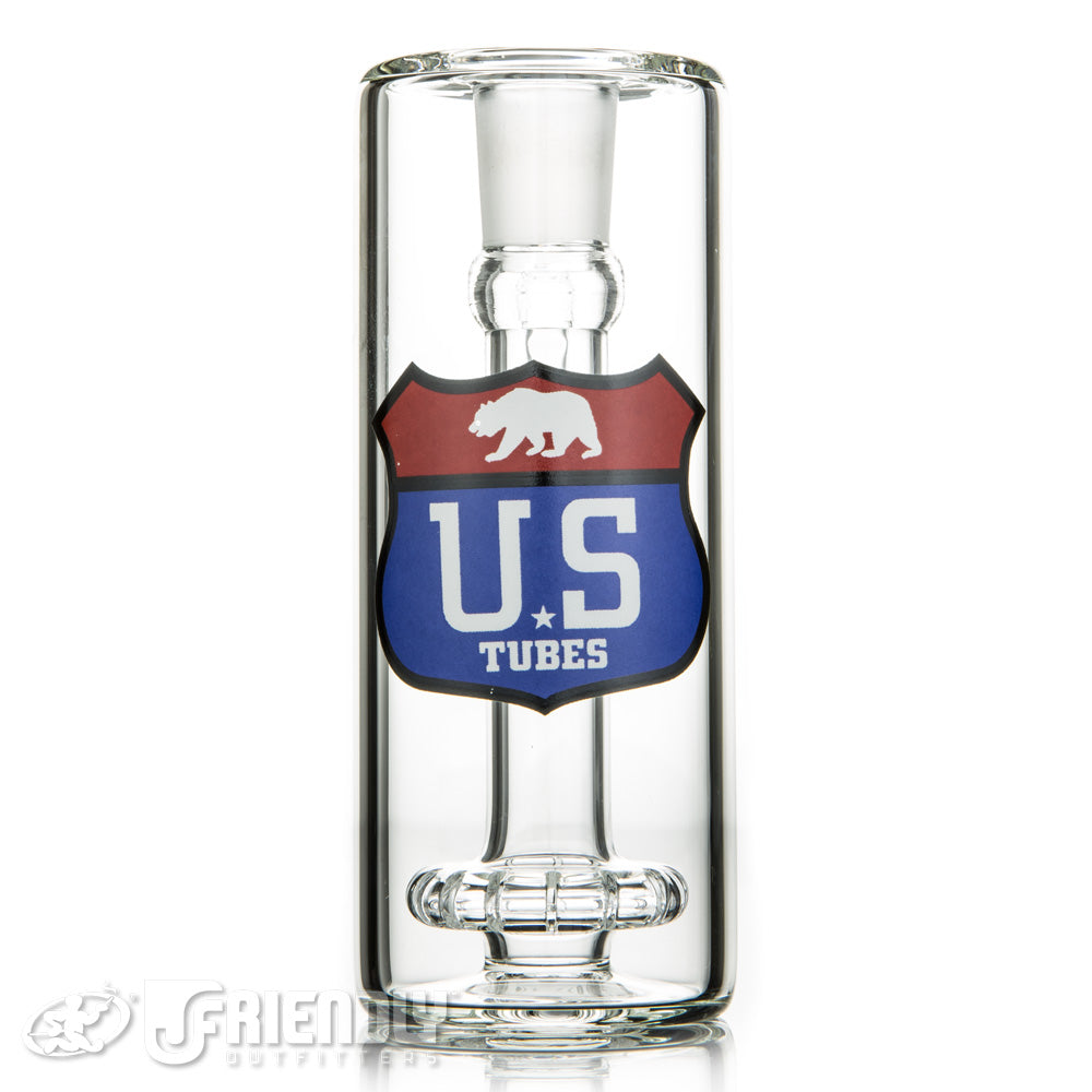 US Tubes 14mm 45 Degree Ash Catcher