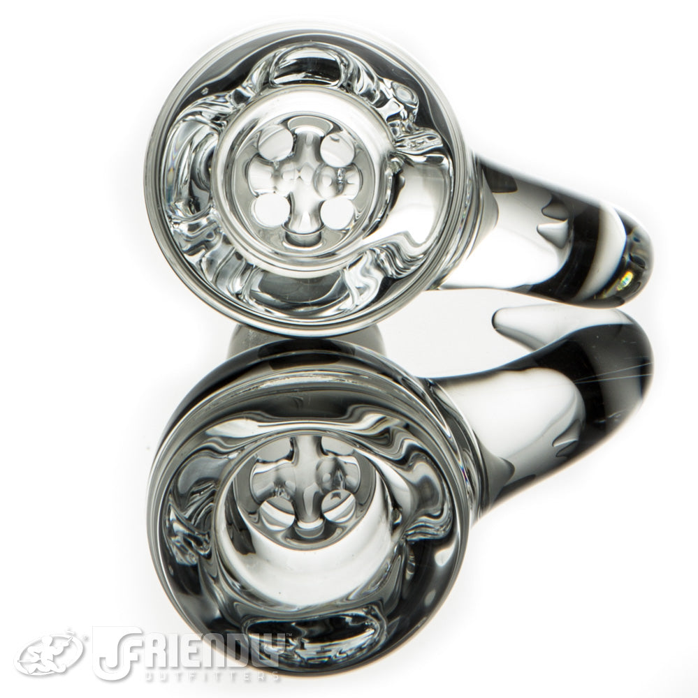 Sovereignty Glass 18mm 4 Hole Slide