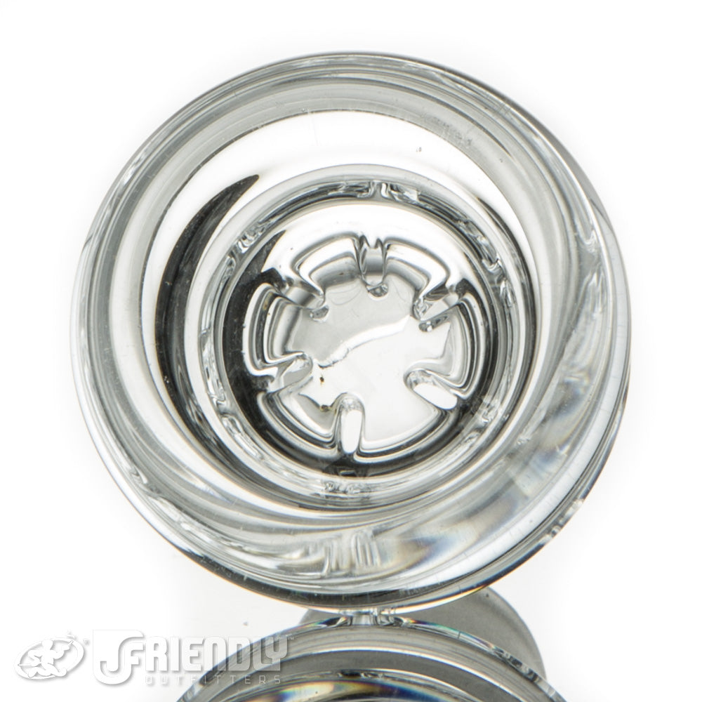 Mobius Glass 18mm 6 Slit Slide