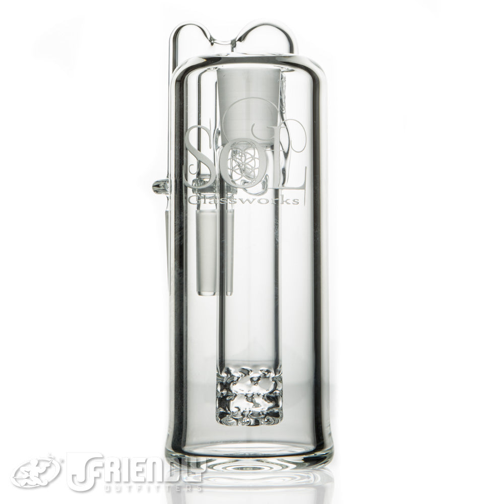 Seed of Life 18mm Ash Catcher