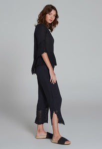 Sienna Top Black