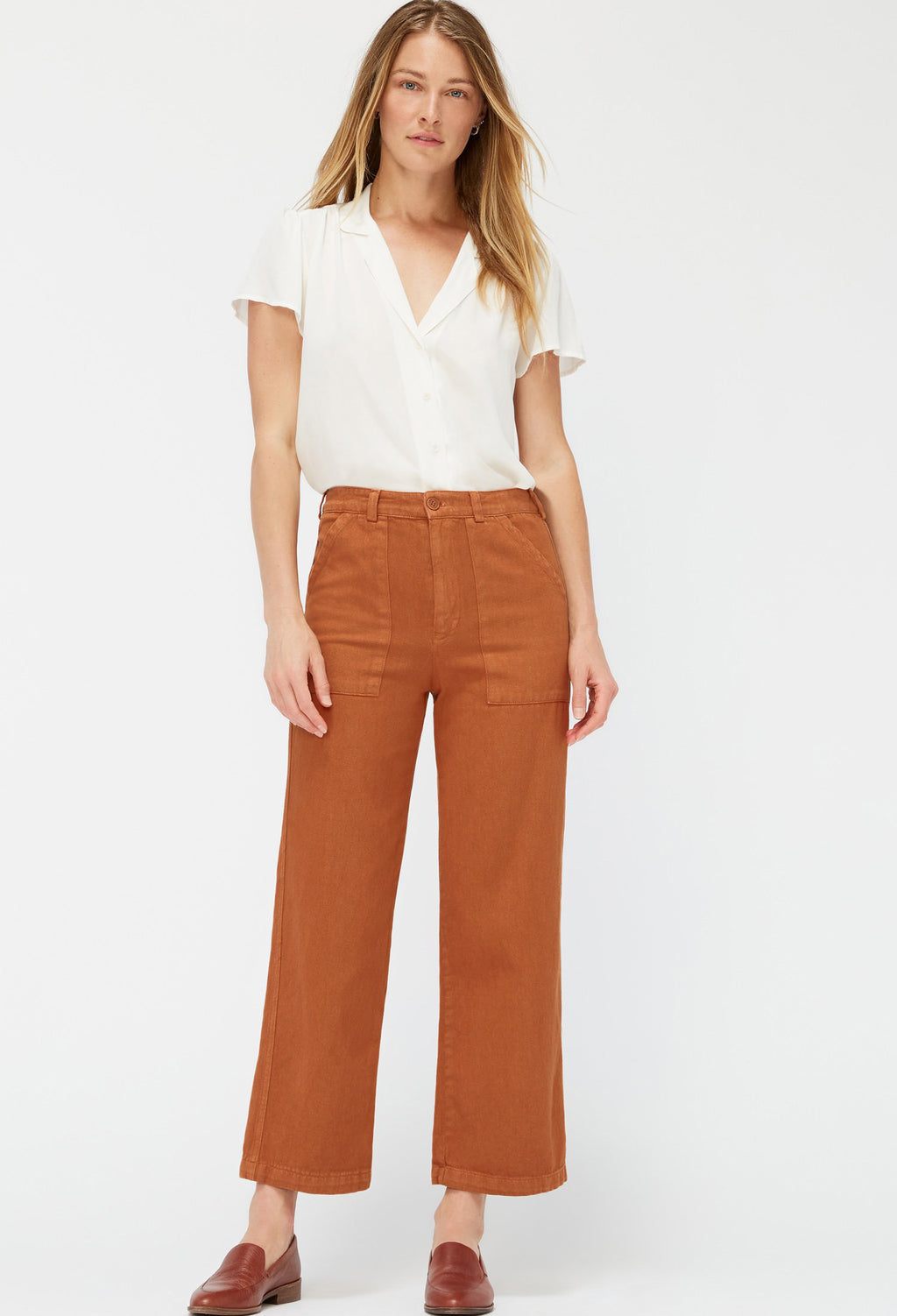 Arlo Trouser Almond