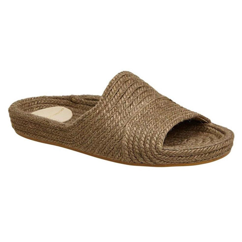 Woven Jute Flat Taupe