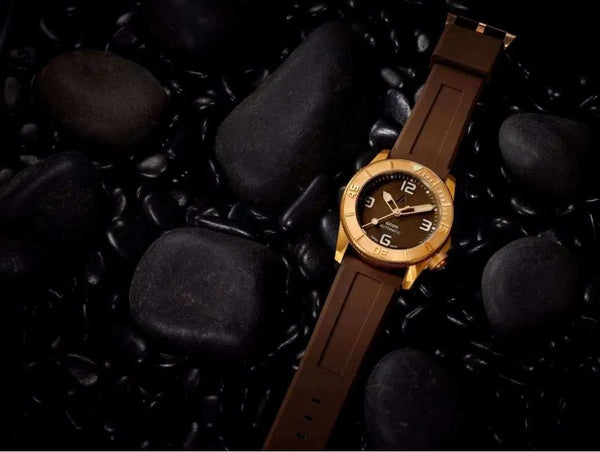 Thank you wristreview.com Introduce Andersmann Deep Ocean Bronze Watches