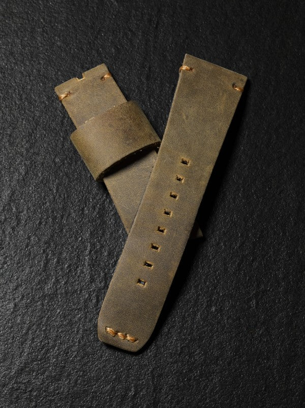 ITS001 ITALIAN LEATHER STRAP