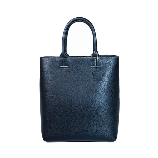ALG-803 LEATHER TOTE BAG