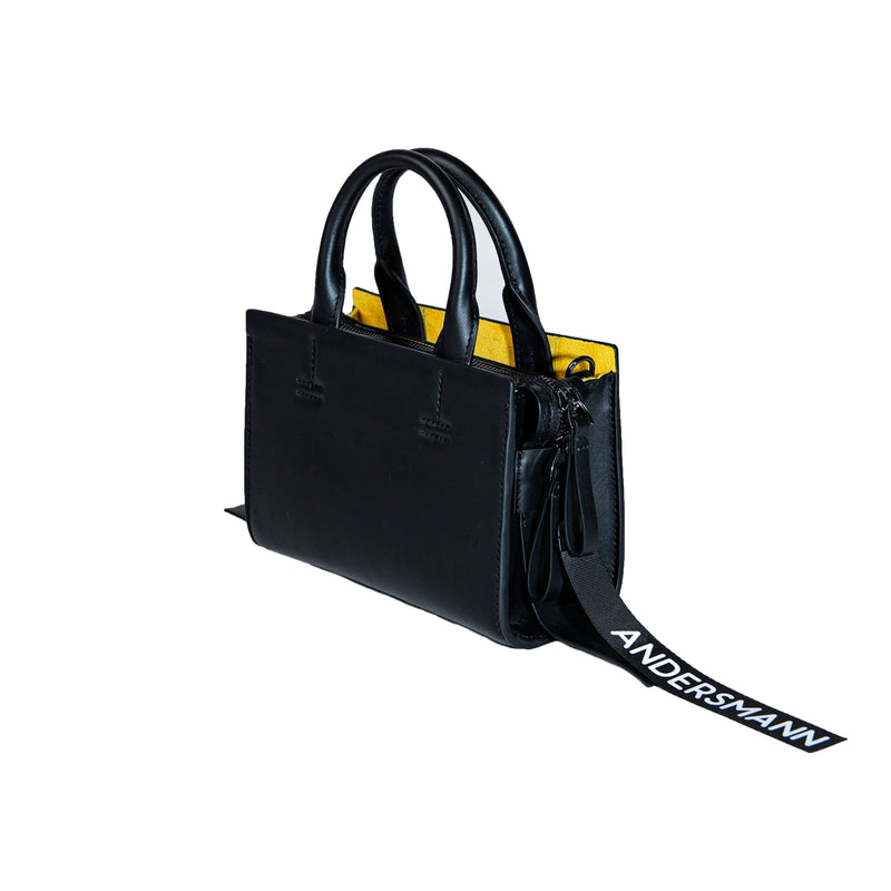 ALG-902 LEATHER MINI HANDBAG