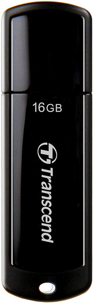 TRANSCEND SLEEK PIANO-BLACK 16GB JETFLASH 700, USB 3.0