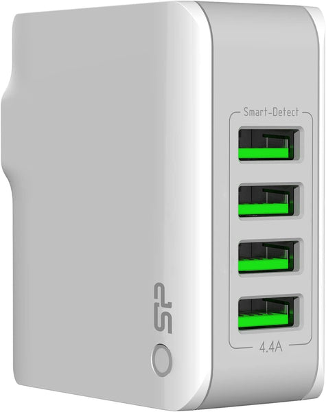 Wall Charger SP USB 4 Port 4.4A