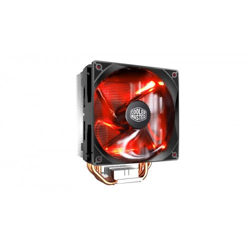 Cooling System Coolermaster Hyper 212 TURBO Red LED
