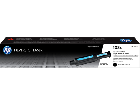 HP 103A Black Original Neverstop Laser Toner Reload Kit W1103A - Winshaye Informatics