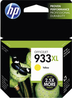 HP 933XL High Yield Yellow Original Ink Cartridge - Winshaye Informatics