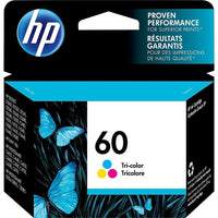 HP 60 Tri-color Original Ink Cartridge - Winshaye Informatics