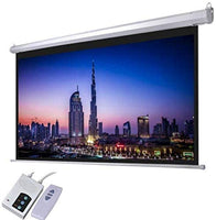 I-View Electrical Projector Screen 300x225Cm With Remote - Winshaye Informatics