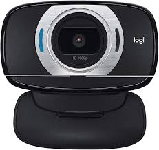 Logitech C615 Fold-and-Go HD Webcam 1080p - Winshaye Informatics