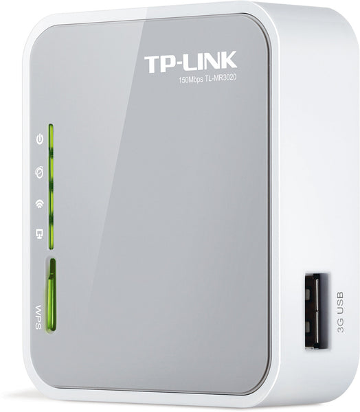 TP-Link TL-MR3020 Portable 3G/4G Wireless N Router - Winshaye Informatics