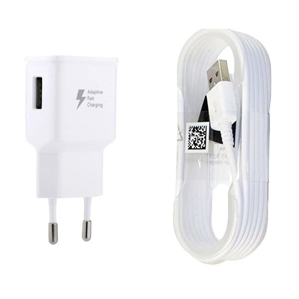 ANDROID CHARGER WITH CABLE KIT IN GIFT PACK.