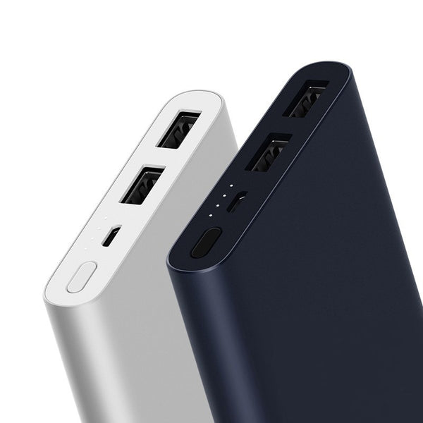 Mi Power Bank 2S 10000mAh Silver/Black