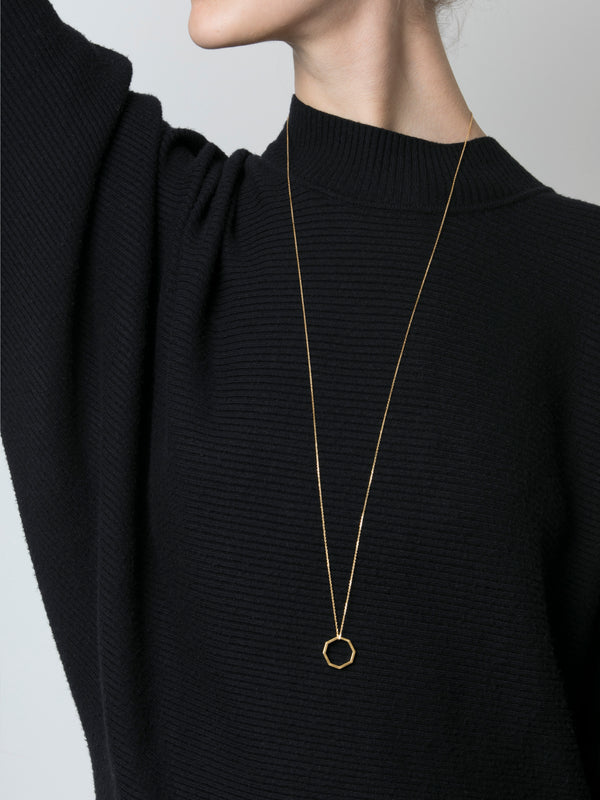 Collier Octogone