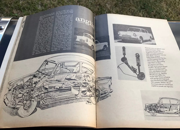 Sports Car Guide Magazine - March 1960 - SCG