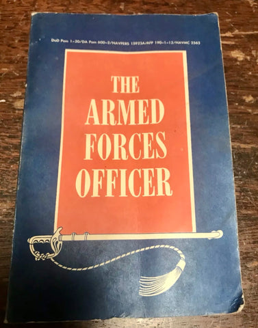 The Armed Forces Officer 1965