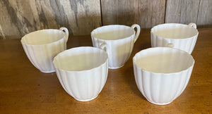 Susie Cooper Demitasse Cups  - Lot of 5