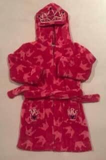 3T Girls Robe