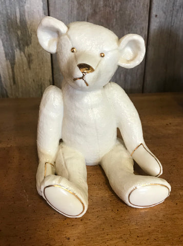 Collectible Smithsonian Teddy Bear