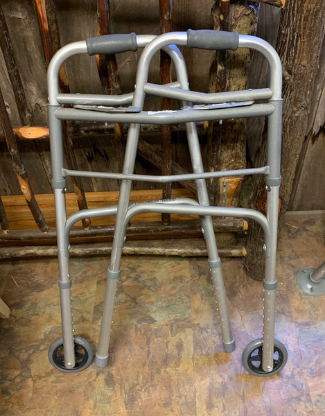 *SALE ITEM* Folding Walker - Dual Release