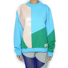 Load image into Gallery viewer, Oversized Triangle Sweater