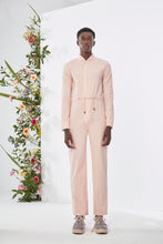 Load image into Gallery viewer, Embroidered Pink  Jumpsuit