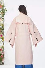 Load image into Gallery viewer, Pink Kimono Coat