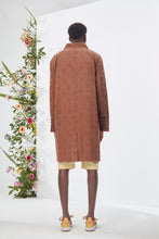 Load image into Gallery viewer, Brown  Hanbok Coat